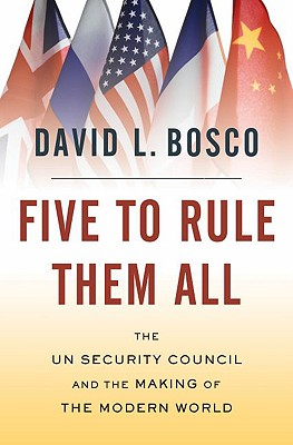 Five to Rule Them All By Bosco, David L.